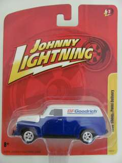 JOHNNY LIGHTNING 1950 CHEVY PANEL DELIVERY JL7 REPAINT