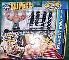 Flip Out Ring Playset   John Cena WWE Rumblers New Free