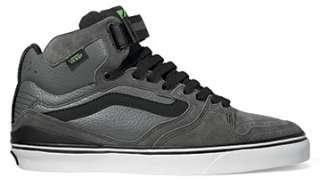 Vans Owens Hi 2 Grey/Black Shoes UK 7