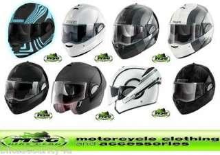Shark Evoline 2 Motorcycle Helmet All Designs & Sizes