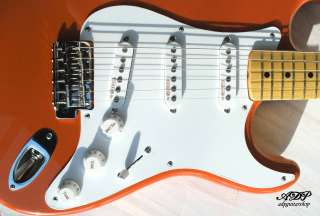GUITAR body Neck STRATOCASTER ® Lic. Fender + KINMAN HANK MARVIN