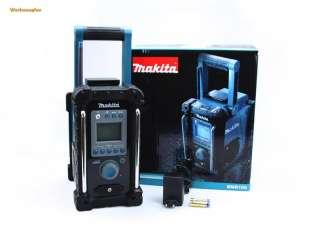 MAKITA DK 1804 FL Combo 18V 3 Geräte + Lampe + Radio