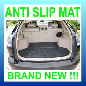 Nissan Qashqai anti slip rubber boot mat liner NEW