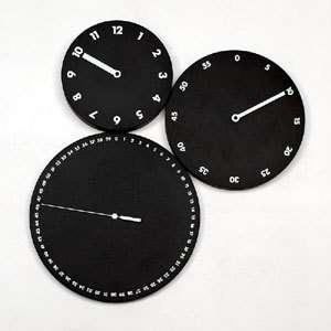 orologio da PARETE design CUCINA ufficio CAMERA