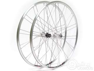 SHIMANO MACH 1 CFX 8/9/10 700C ROAD BICYCLE WHEELSET