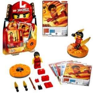 LEGO ninja ninjago 2172 NYA jeu set de cartes neuf
