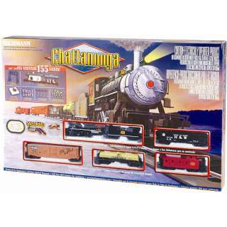 Bachmann Chattanooga HO Scale Electric Train Set   Bachmann