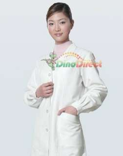 Wholesale FYF ES 1 Medical Uniforms Long Sleeve Duty Dress