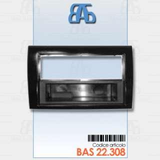 BAS22.308 Mascherina autoradio DOPPIO DIN Fiat Bravo 07
