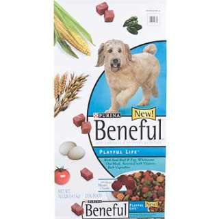 Home Dog Food Beneful Playful Life Dog Food