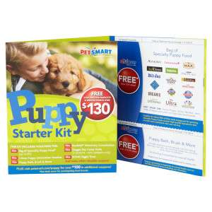 PetSmart® New Puppy Starter Kit   New Puppy Center   Dog   PetSmart