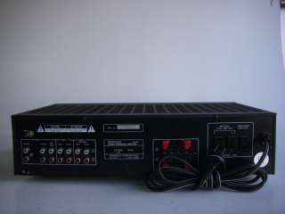 Kenwood KA 76 Stereo Integrated Amplifier Receiver