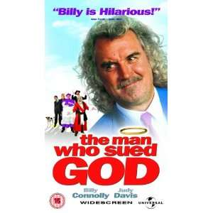 The Man Who Sued God [VHS]: Billy Connolly, Judy Davis