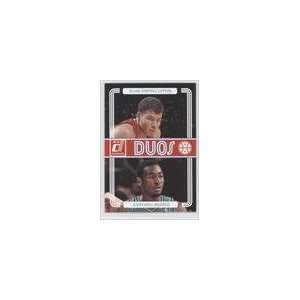 2010 11 Donruss Duos #4   Blake Griffin/John Wall: Sports Collectibles