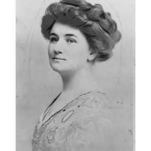 1800s photo Mrs. John H. McCooey, head and shoulders