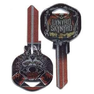 Band   Lynyrd Skynyrd House Key Kwikset KW: Home