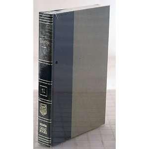 BRITANNICA GREAT BOOKS TOLSTOY #51 Mortimer J. Adler Books