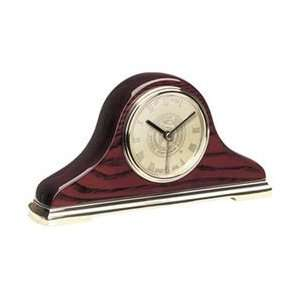 TCU   Napoleon II Mantle Clock: Sports & Outdoors