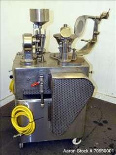 Used  Parke Davis Type 9 Semi Automatic Capsule Filler.