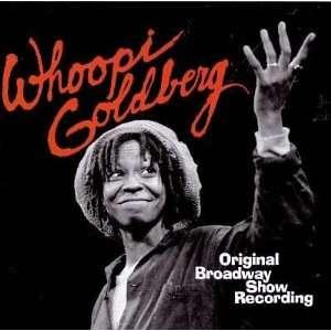 Original Broadway Show Recording Whoopi Goldberg Music