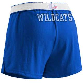 Kentucky Wildcats Womens Royal Blue Authentic Soffe Shorts