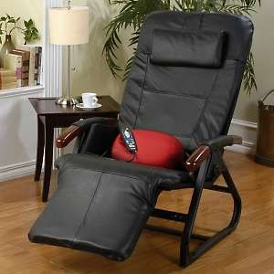 Tony Little Inversion Massage Recliner with Sqüsh Pillow