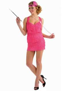 Pink Lindy Lace Flapper Costume   Sexy Flapper Dresses