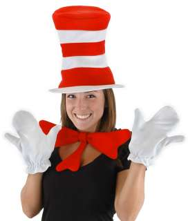 Dr. Seuss Accessory Kit   Cat In The Hat Costume Accessories