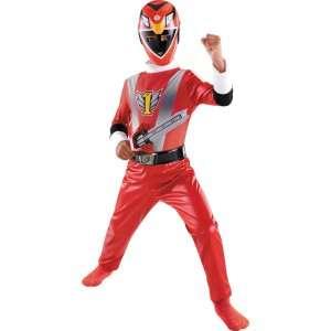 Power Rangers Red Ranger Classic Toddler/Child Costume, 60744