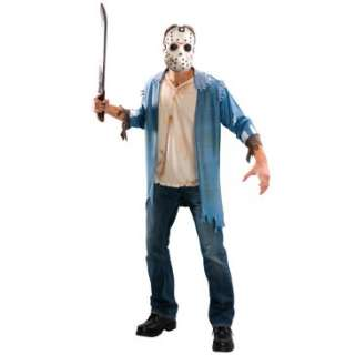 Friday the 13th 2009 Jason Adult Costume, 60323