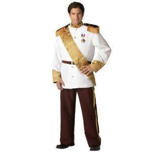Prince Charming Elite Collection Adult Plus Costume, 32527