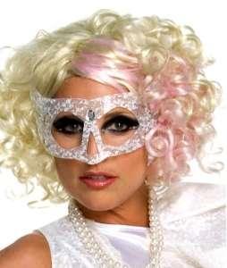 Lady Gaga Curly Wig   Wigs