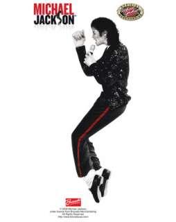 Michael Jackson Billie Jean Striped Boys Pants Costume   Boys 80s