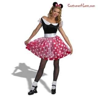 Minnie Mouse Disney Adult Costume