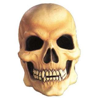 Adult Vampire Skull Mask   Vamp up your Halloween costume with this