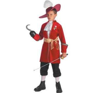 Peter Pan Disney Captain Hook Child Costume   An officially licensed