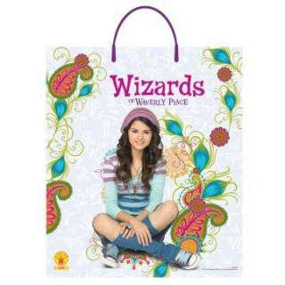 Wizards of Waverly Place Wiz Tech Candy Bag   Includes Bag. Does not
