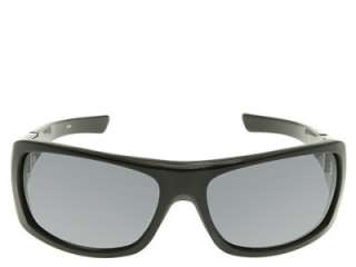 NEW OAKLEY SIDEWAYS SUNGLASSES Black w/Grey lens 05 993 Guaranteed