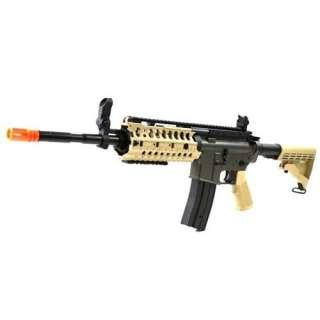 445 FPS JG Airsoft M4 S System Full Metal Gearbox Desert Tan AEG Rifle