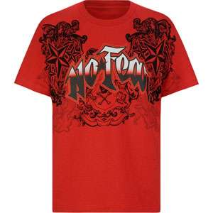 NO FEAR On The Chip Boys T Shirt 157108300  graphic tees