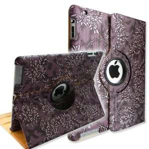 Smart Cover PU Leather Case for iPad 2 / the new iPad 3 (wake/sleep
