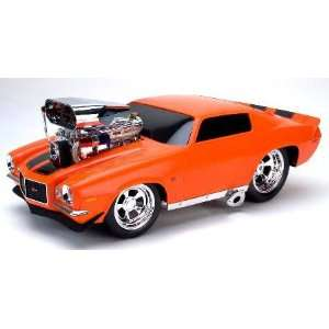 Muscle Machines Chevrolet 71 Camaro 18 Electric RC Car Toys & Games
