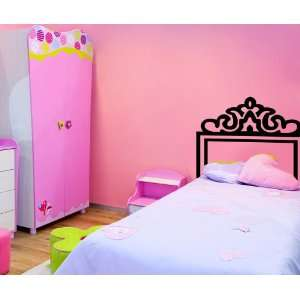 Vinyl Wall Decal Sticker Bed Frame item OS_MG182s
