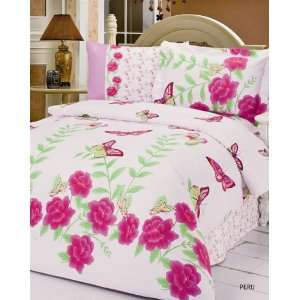 Bed in Bag Full Queen Bedding Set DOT By Arya Bedding