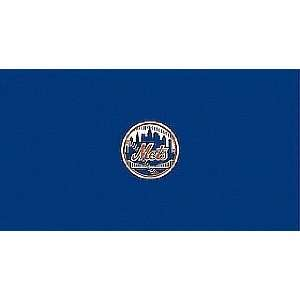 New York Mets Deluxe Billiard Cloth for Pool Tables
