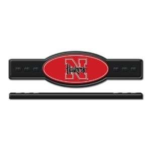 Nebraska Huskers NCAA Licensed Billiard Cue Rack