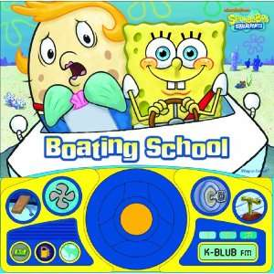 Nickelodeon, SpongeBob SqaurePans Boaing School