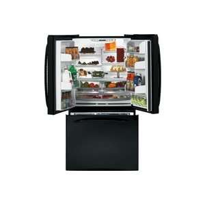 PFSF5NFYBB Black French Door Bottom Freezer Refrigerator Appliances