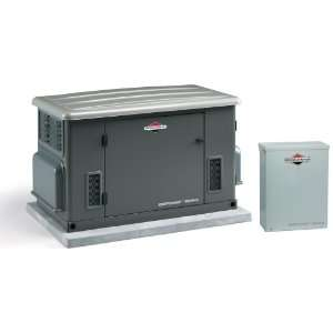 Briggs & Stratton 40236 15,000 Watt Bi Fuel Standby Generator with 100