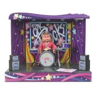 Cabbage Patch Kids Mini Dolls   Interactive Concert Stage